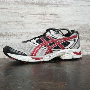 Mens Asics Gel Cumulus 12 Running Shoes SZ 12